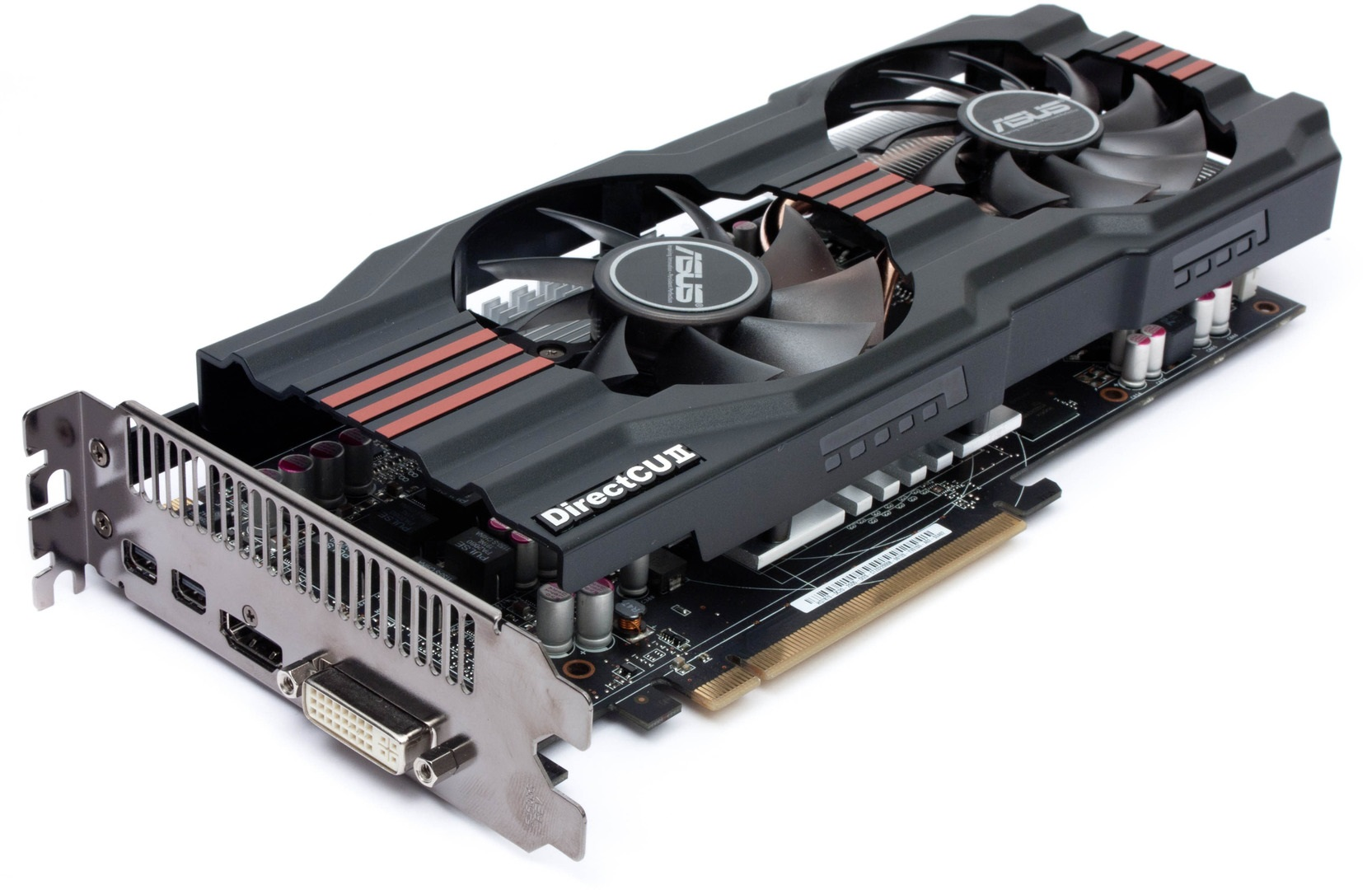 AMD Radeon HD 7870 Double Dissipation Edition Graphics Card - 2G