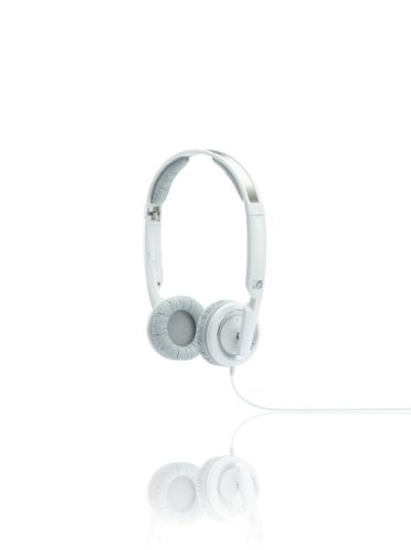 Sennheiser PX 100-II On Ear Miniheadphone (White)