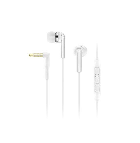 Sennheiser CX 2.00i White In-Ear Canal Headset