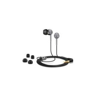 Sennheiser CX200 Twist-To-Fit Earbuds with Powerful Bass Driven
