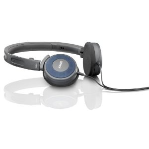 AKG K 420 Foldable Mini Headphone - Blue