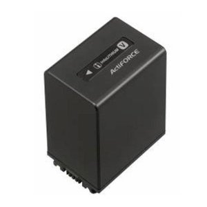 Sony NPFV100 Rechargeable Battery Pack (Black) (Retail Packaging