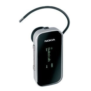 Nokia BH-902 - Headset ( over-the-ear ) - wireless - Bluetooth 2