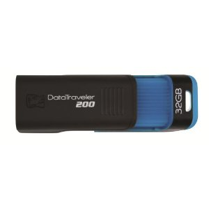 Kingston DataTraveler 200 à 32 Go USB 2.0 Flash Drive DT200/32G