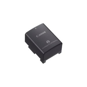 Canon BP-808 Lithium Ion Battery for FS Camcorders (Retail Packa