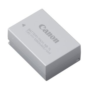 Canon NB-7L Lithium-Ion Battery Pack for Canon G10 & G11 Digital