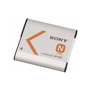 Sony NPBN1 Rechargeable Battery Pack (Retail Packaging)