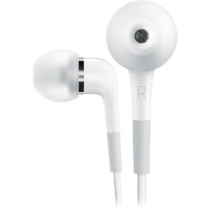 Apple MA850G/A In-Ear Headphones with Remote and Mic