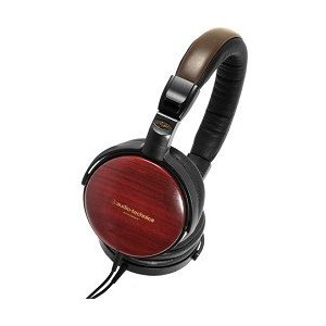 ATH-ESW9A Portable Wooden Headphone