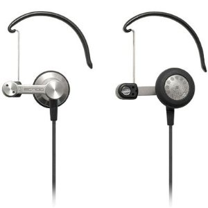 ATH-EC700 Ear-bud/clip-on hybrid dynamic headphones
