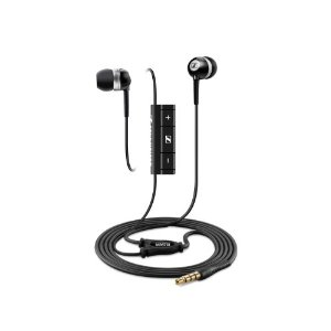 Sennheiser MM 70 iP Ear Canal Headset (Black)