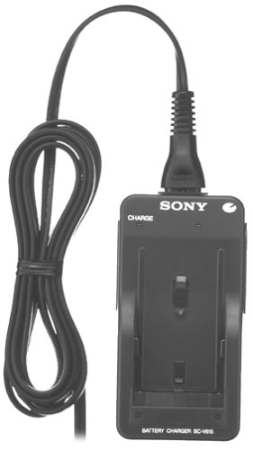 Sony BCV615 Camcorder/Mavica Battery Charger for DCRVX2100 and H