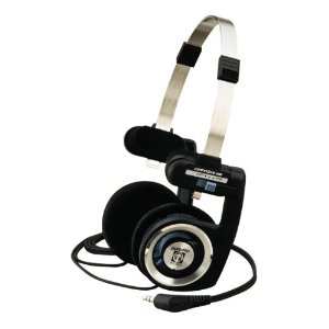 PortaPro Headphones with Case