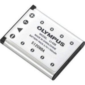 Olympus LI-42B Li-Ion Rechargeable Battery