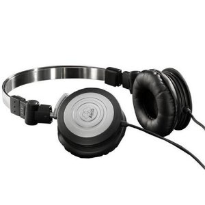AKG K414P Closed-Back, Folding Mobile Headphones
