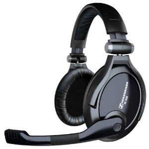 Sennheiser PC 350 Collapsible Gaming Headset with Vol Control &