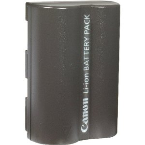 Canon BP511A 1390mAh Lithium Ion Battery Pack for Select Digital