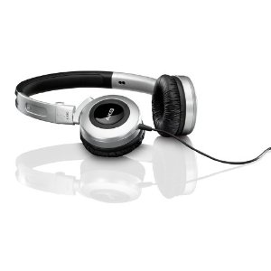 AKG K 430 Foldable Mini Headphone - Silver