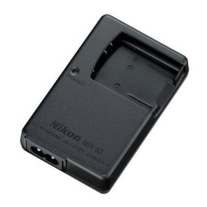 Nikon MH-63 Battery Charger for Nikon EN-EL10 Lithium-ion Batter