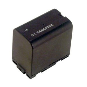 Hi-Capacity Camcorder Battery for: Panasonic AG-DVX100