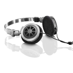 AKG Acoustics K 412 P Mini Closed Back Headphone with 3D Axis Fo