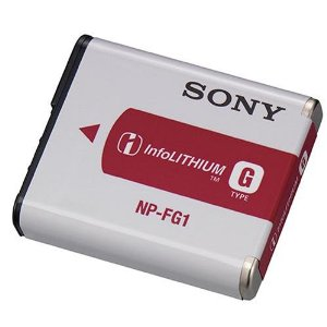 Sony NP-BG1 Type G Lithium Ion Rechargeable Battery Pack for Son