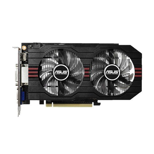 ASUS GeForce GTX 750Ti GDDR5 2GB Graphics Card