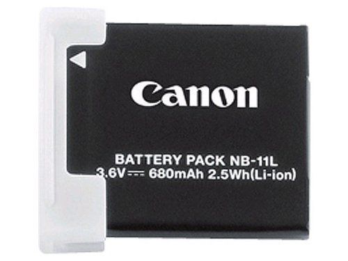 NB-11L Battery for Canon PowerShot A2300 IS, A2400 IS, A3400 IS,