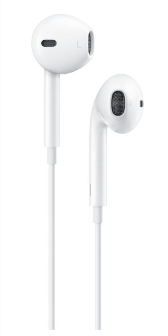 Apple MD827LL/A EarPods with Remote and Mic - Standard Packaging