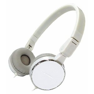 Zumreed SFit White Headphones