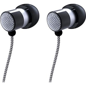 Altec Lansing Bliss Platinum Women's Earphones - Metal/Diamond -