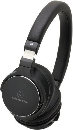Audio-Technica ATH-SR5BTBK Bluetooth Wireless On-Ear High-Resolu