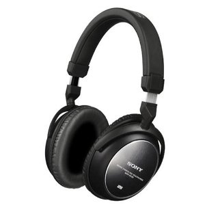 Sony MDR NC60 - Headphones ( ear-cup ) - active noise canceling