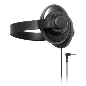 Audio Technica ATH-XS7 BK BLACK| Portable Headphones