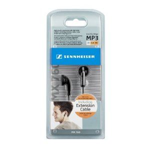 Sennheiser MX 760-B High Performance Basswind In-Ear Stereo Head