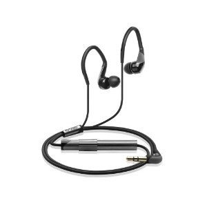 Sennheiser OCX 880 Earbuds with Unique Ergonomic Design (Black)