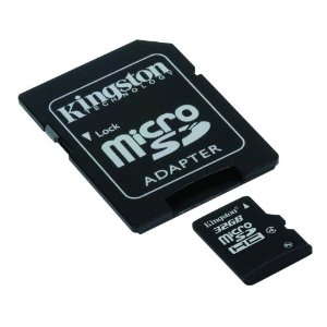 Kingston Digital, Inc Flash 32 Go Carte mémoire SDC4/32GB