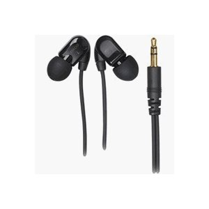 Audio-Technica ATH-CK9 QuietPoint Passive Noise Reducing Earphon
