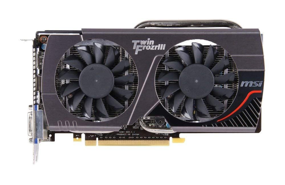 MSI NVIDIA GeForce GTX 660 2GB GDDR5 PCI Express 3.0 Graphics Ca