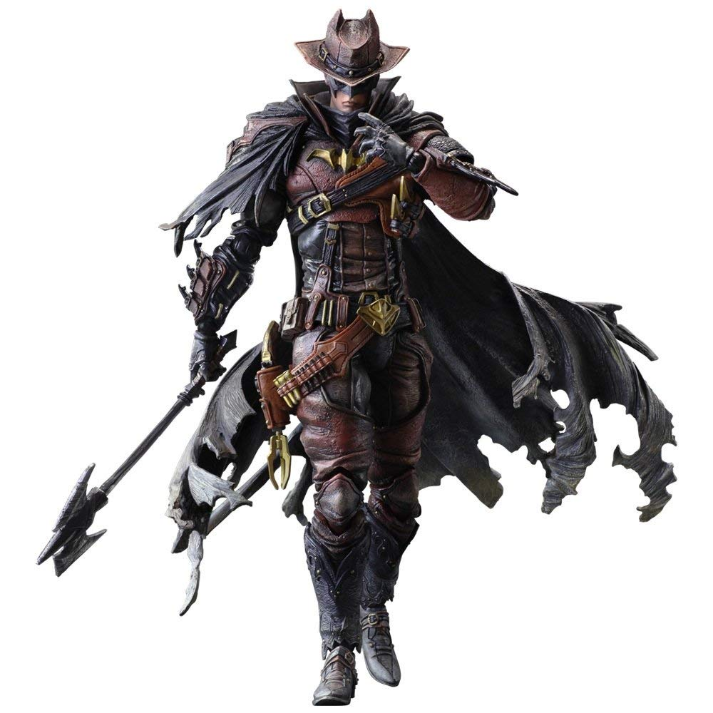 Square Enix Variant Play Arts Kai Batman Timeless Wild West A