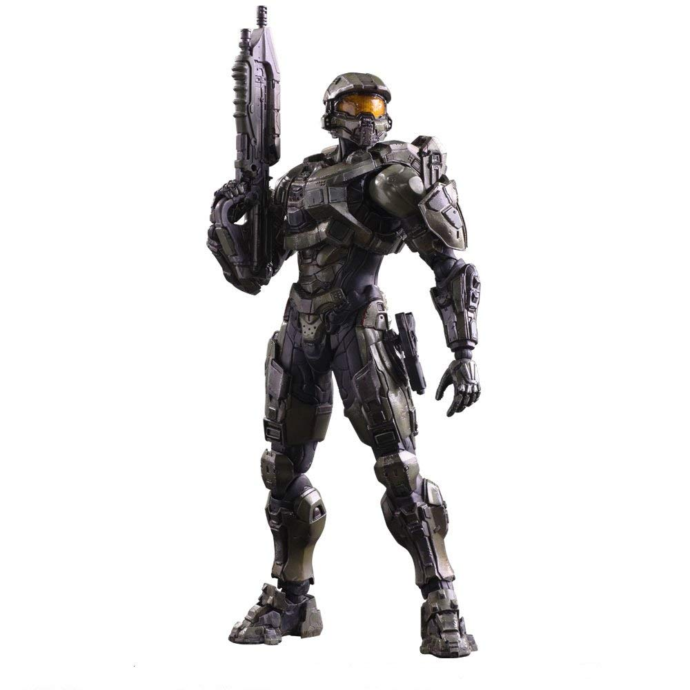 Halo 5 Guardians Master Chief Play Arts Kai Action Figure