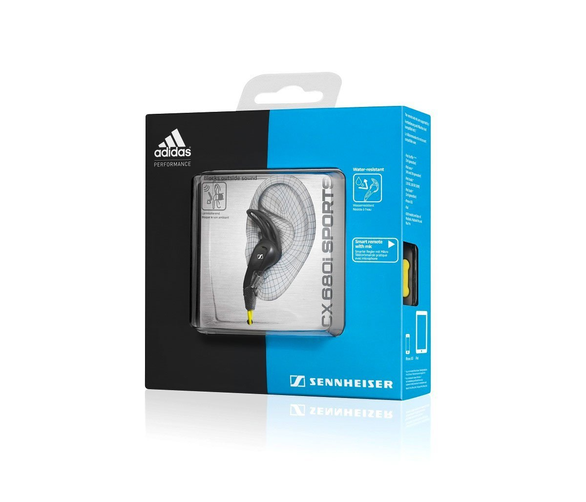 Sennheiser Adidas CX 680i Sports Headset