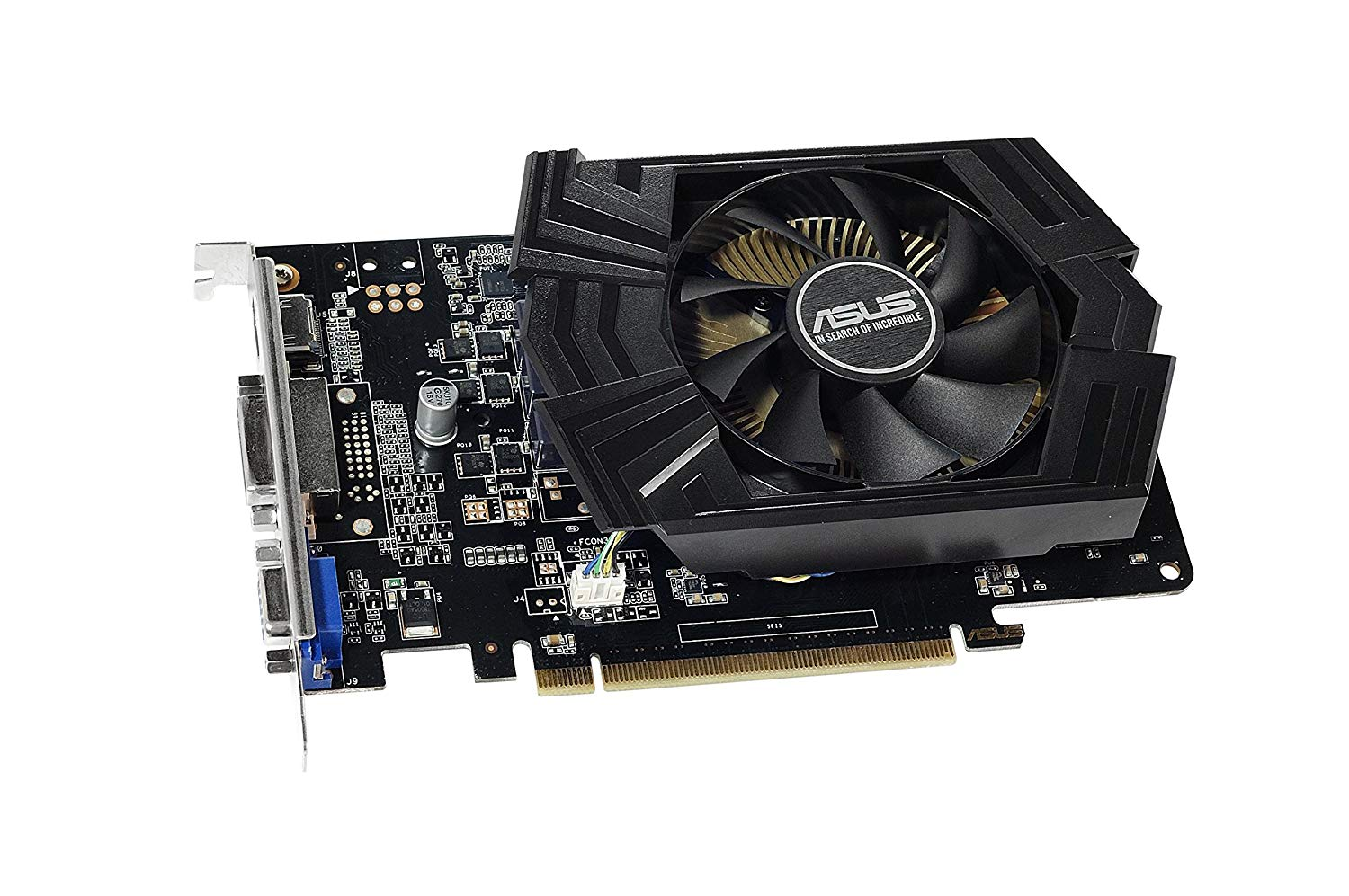 Asus Nvidia GeForce GTX 750 Graphics Card (1GB, GDDR5, PCI-Expre