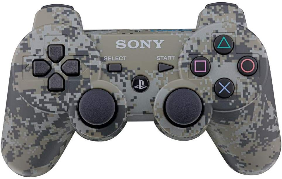 PlayStation 3 Dualshock 3 Wireless Controller (Urban Camouflage)