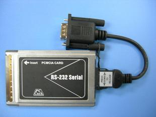 1 Port ExpressCard Serial Adapter Card